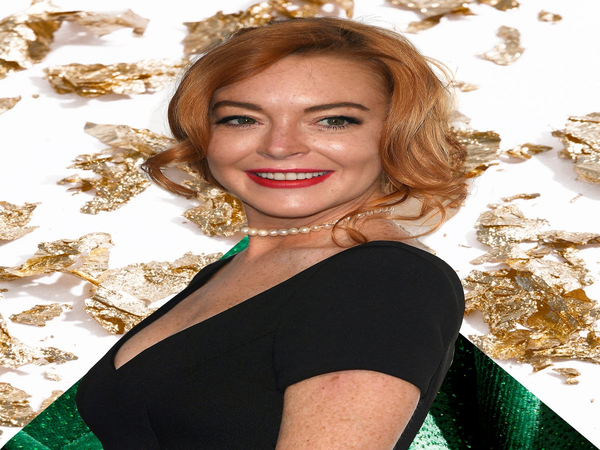 Lindsay Lohan s First Beauty Line Is On Its Way