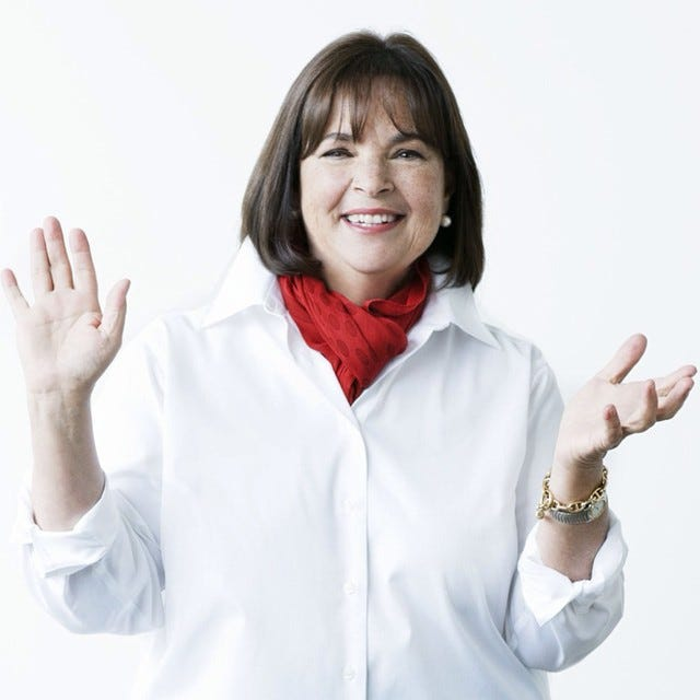 Ina Garten Entrancing Ina Garten Facts  Who Is Barefoot Contessa Review