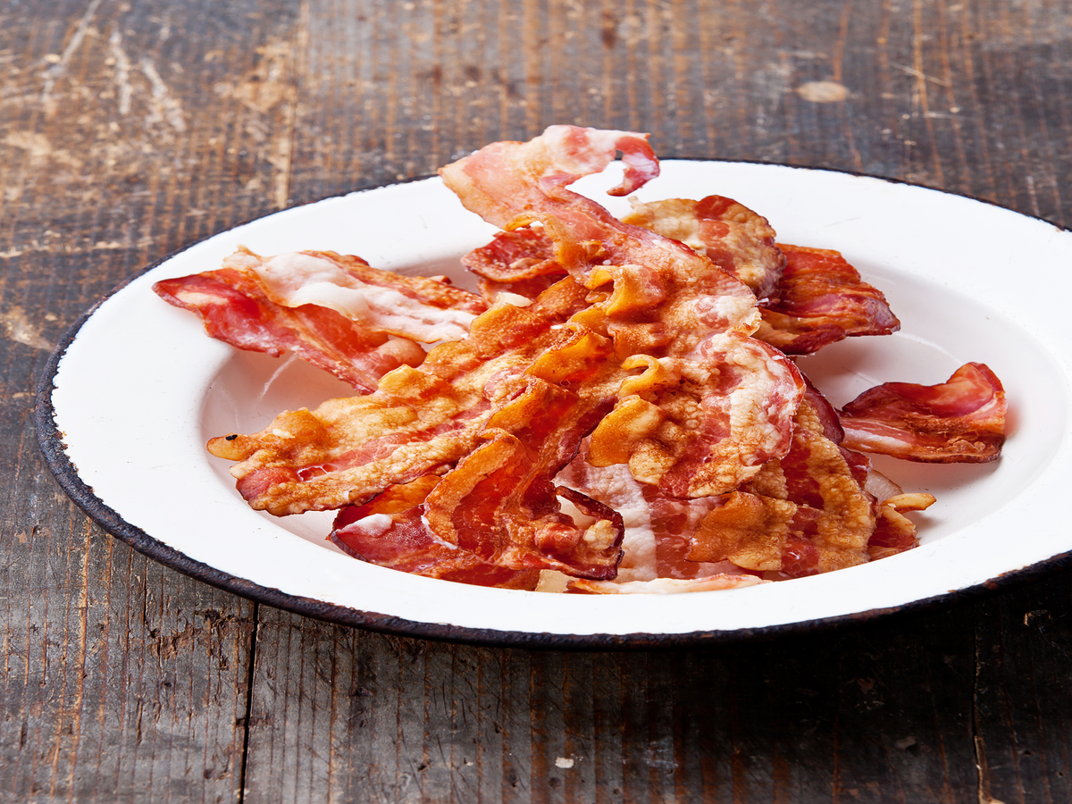 THIS Is The Top Bacon In The Country