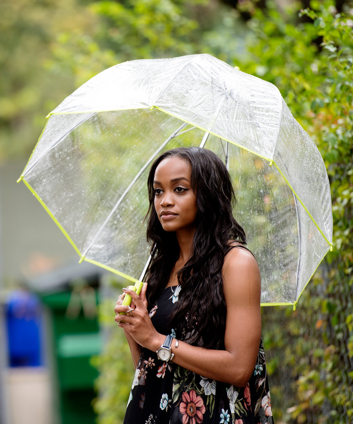 Find Out Who Rachel Lindsay Picked On The Finale Of 'The Bachelorette'