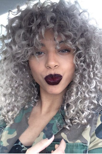 Amazing Naturally Curly Best Hair Colors For Curly Hair Hairstyles For Women Draintrainus