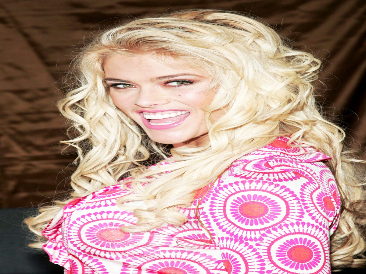 Anna Nicole Smith s Daughter Is Getting Acting Offers