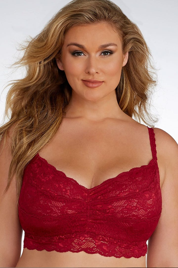 Best Bralettes For Big Breasts, Busty Women