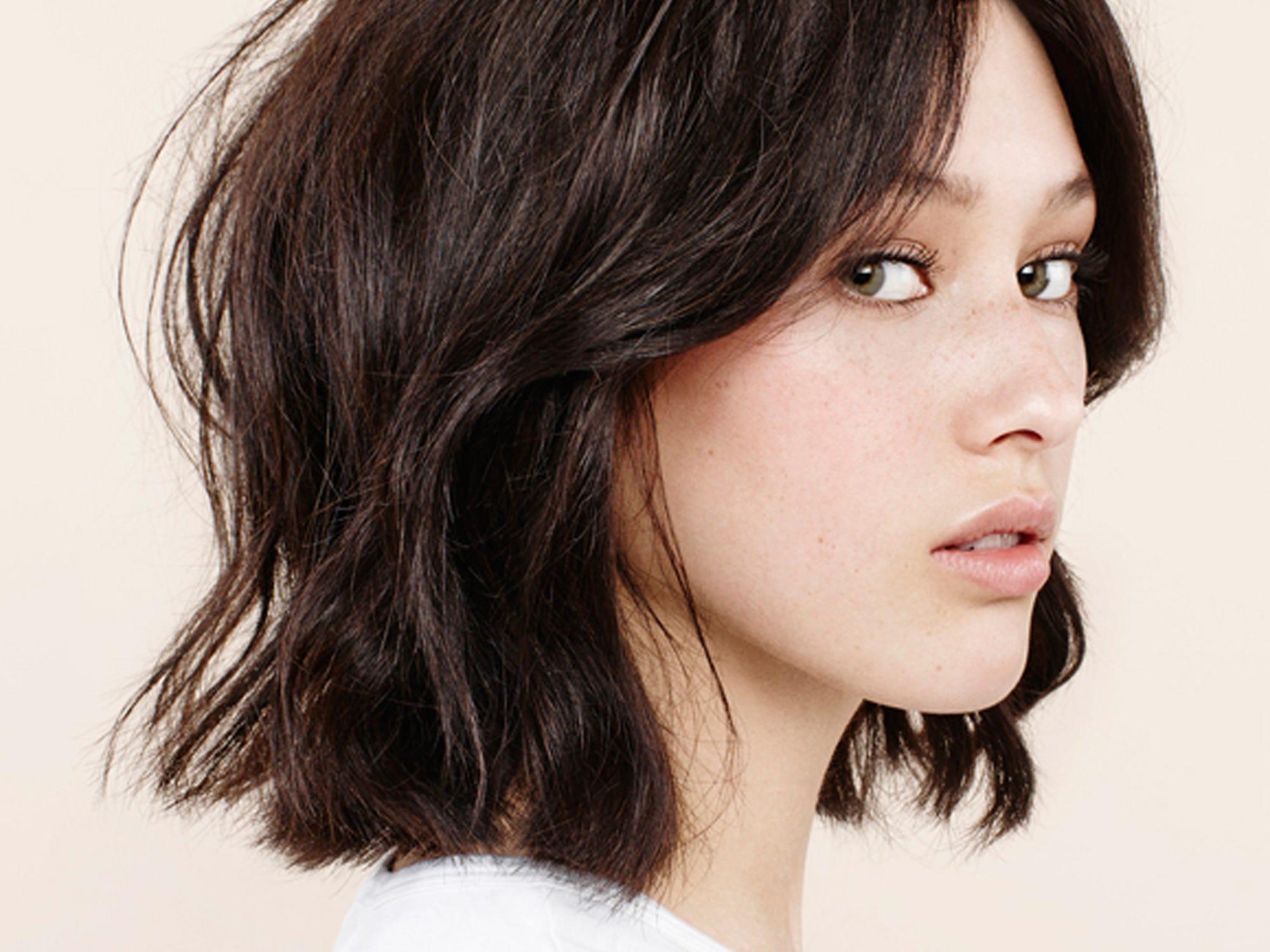 international hair trends bangs bob haircuts
