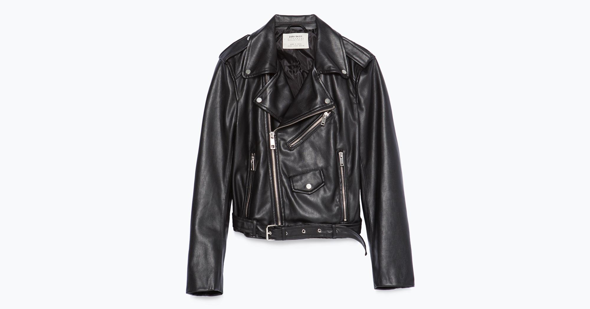 Leather jacket xs - Leather Jacket Xs 27