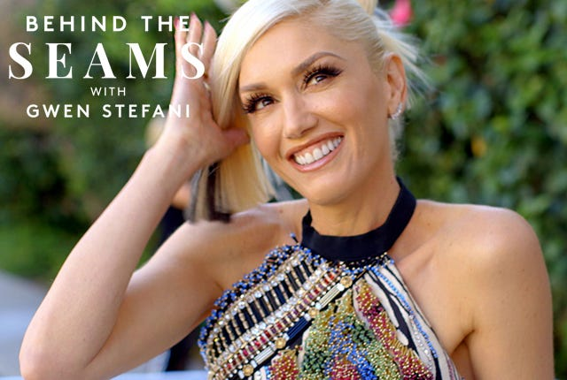 Behind The Seams With Gwen Stefani