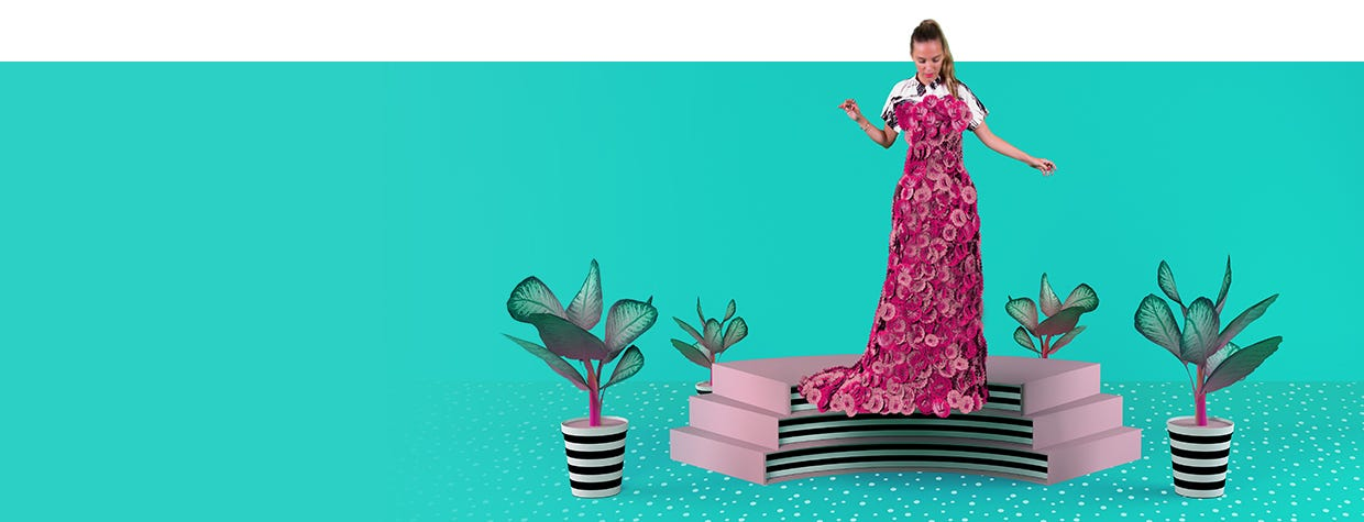 Fashion Is Blossoming, Watch It Bloom!