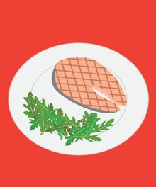 SalmonandGreens_ZhangQingyun