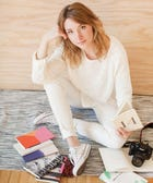 Tour Julia Kostreva's Dreamy Workspace