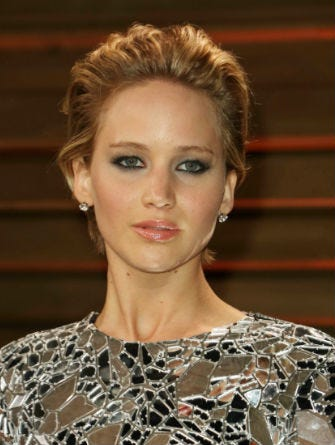 Jennifer Lawrence Is Powerful Because Forbes Said So
