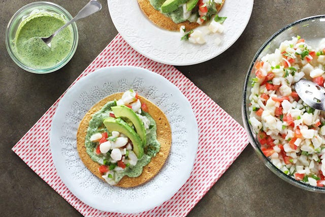 A Cool, Refreshing Lunch Recipe — No Cooking Required