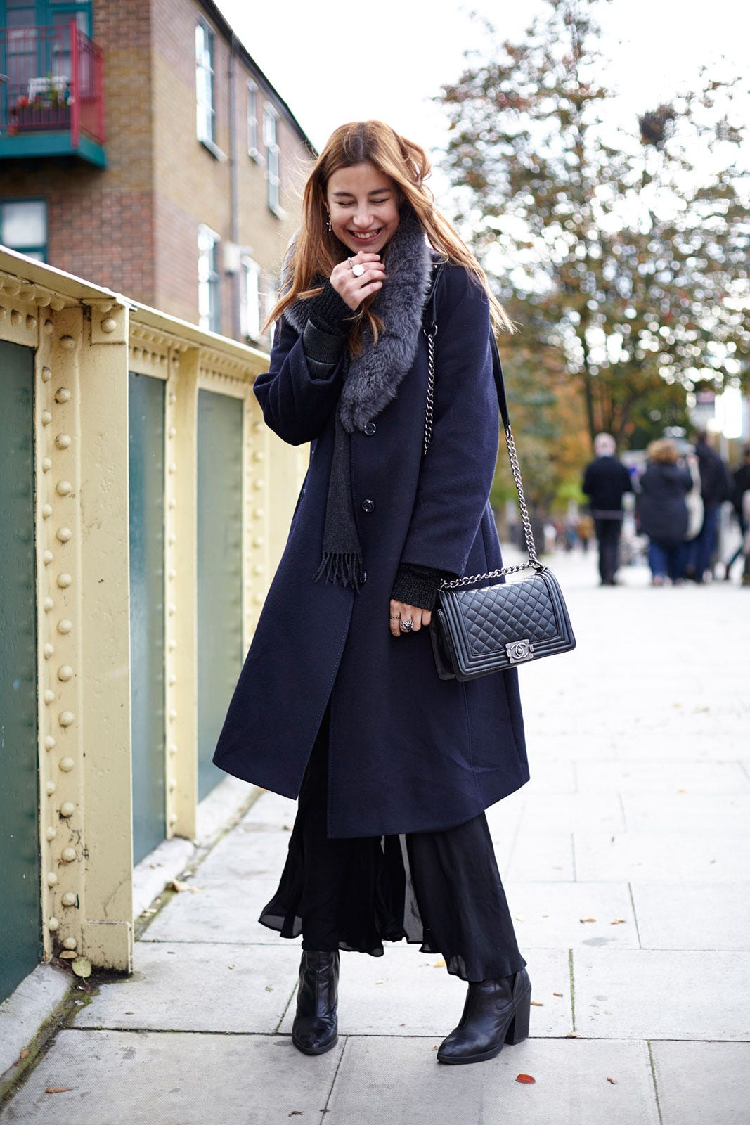 Winter Street Style Cold Weather Outfits