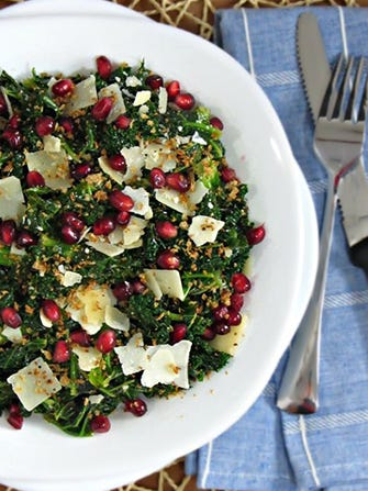 A Simple Lunch Salad You Can Make The Night Before
