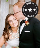 Peep This Couple's Pin-Worthy, Rustic-Glam Nuptials