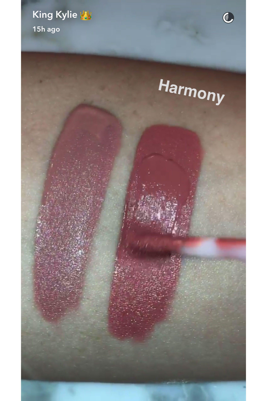 Kylie Jenner New Velvet Lip Kit Demi Matte Formula