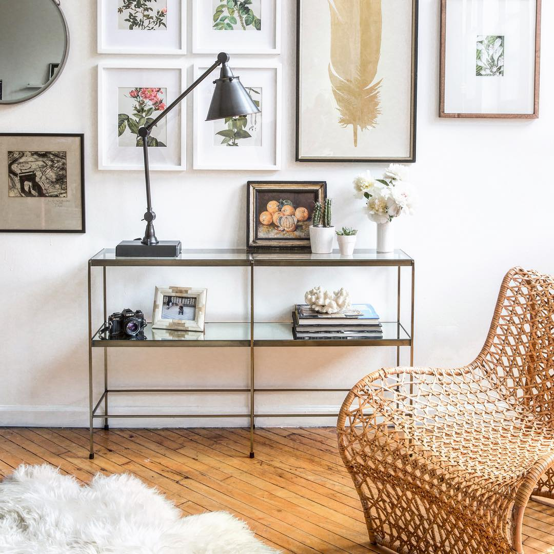 Personal home decor instagram style for Style at home instagram