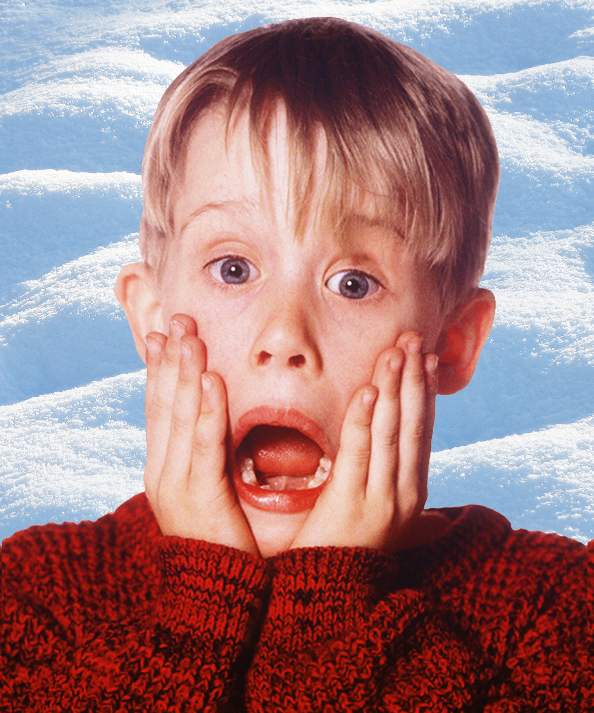 Home Alone Http Santasredletter Com: Home Alone Impossible Today
