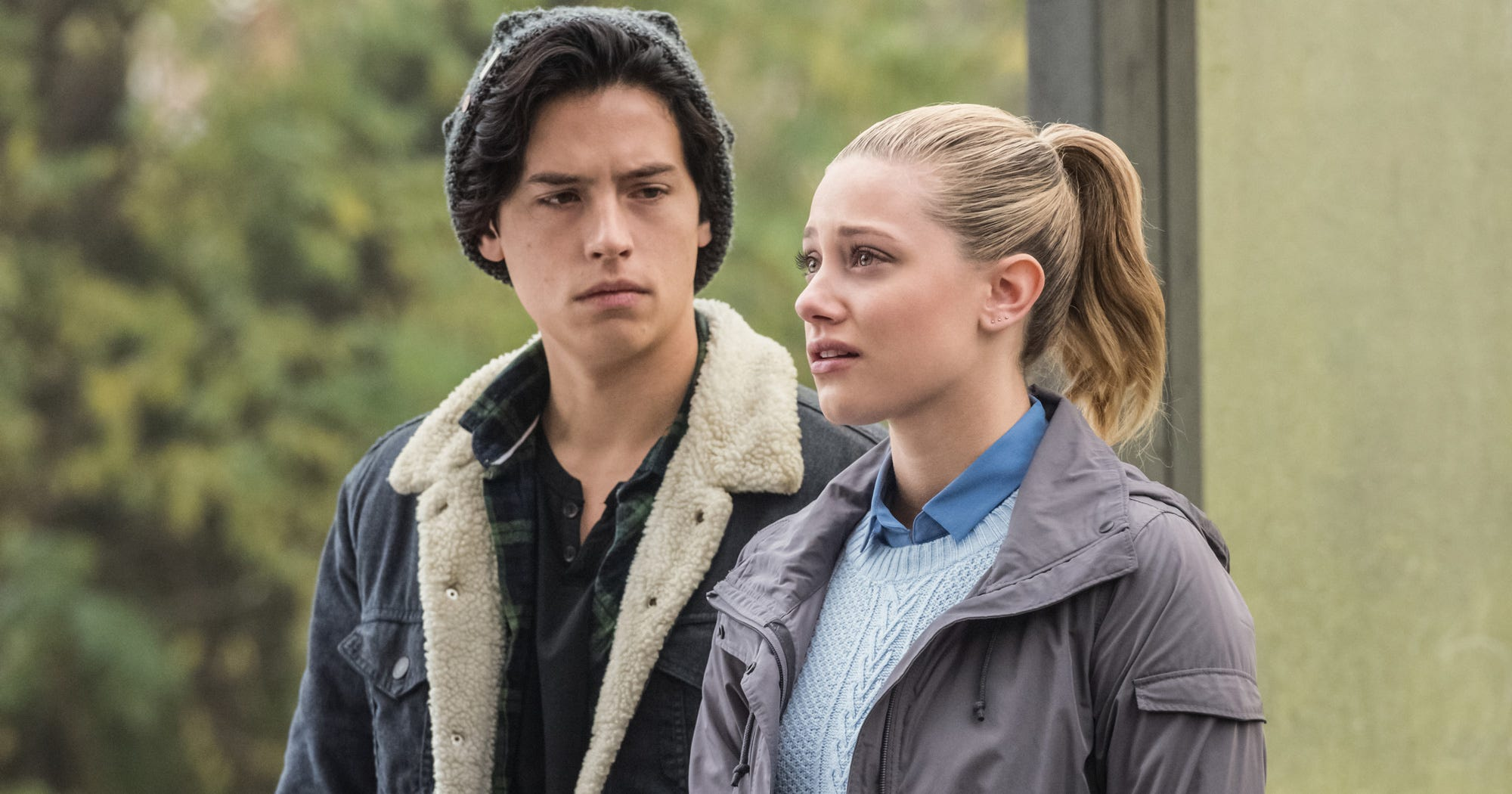 Netflix Sabrina Teenage Witch Series Riverdale