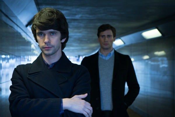 Ben Whishaw Boyfriend Best British TV Shows ...