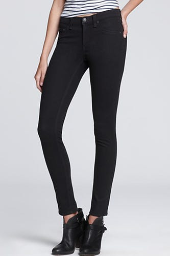 Black Skinny Jeans - Best Dark Denim, Top Styles
