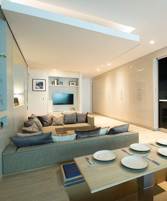 Affordable Luxury Apartments: Yo Convertible Apartment, Affordable Luxury