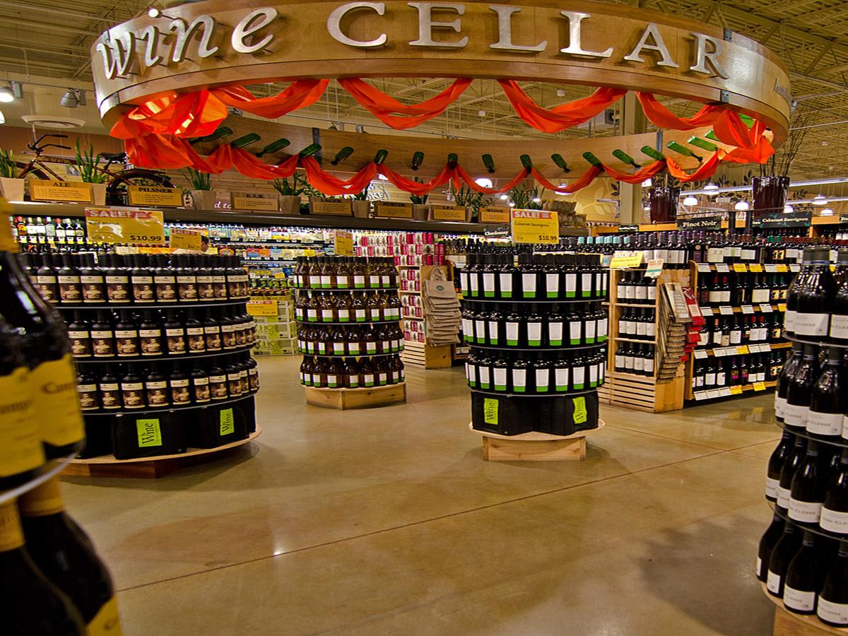 Whole Foods Holiday Wine List