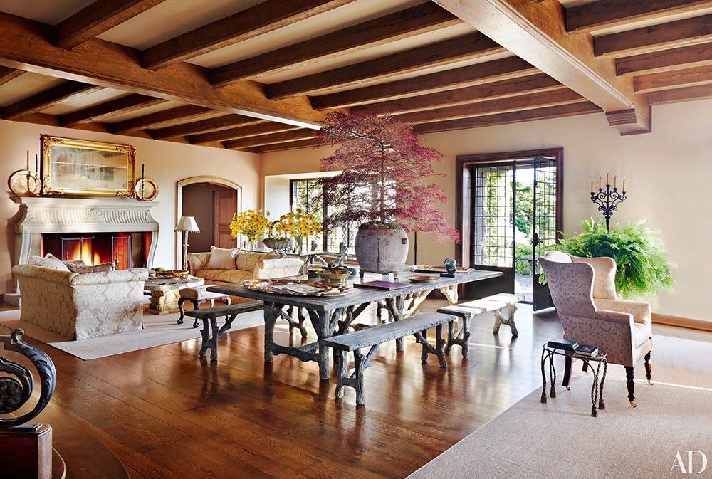 Martha Stewart Architectural Digest - Home Tour