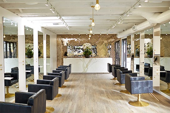 Local hair salons los angeles beauty guide for 2 the nines salon