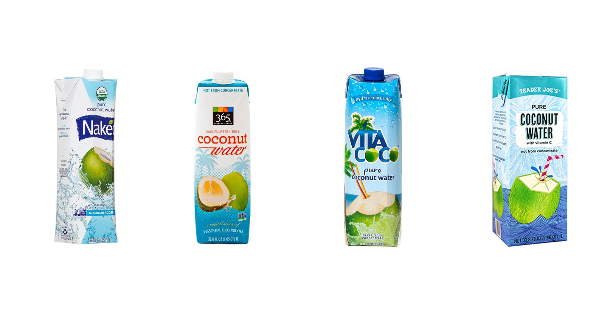 Best rated coconut water