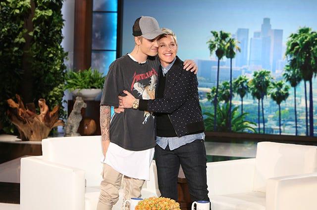 Justin Bieber Songs About Selena Gomez Ellen Show