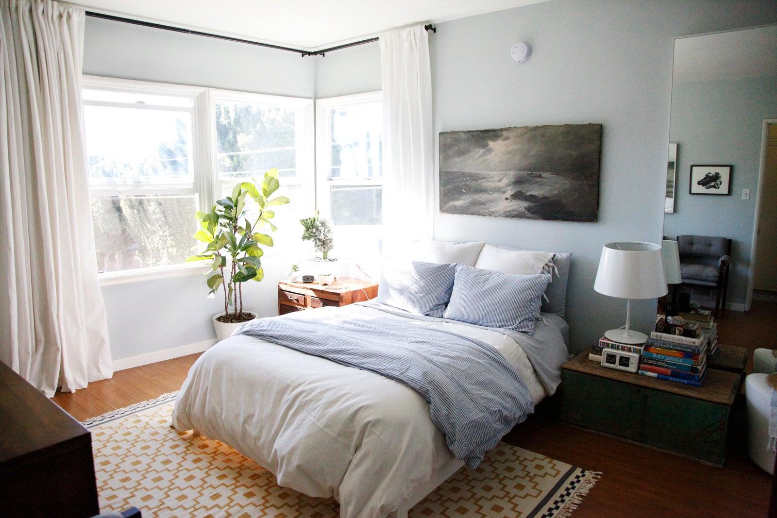 Posh Bedroom Bin