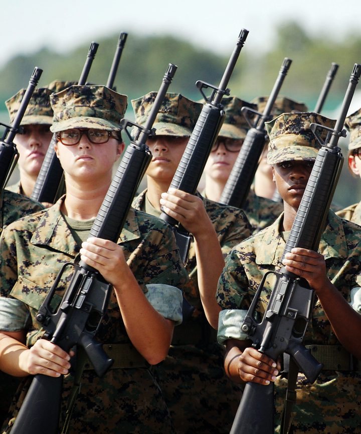 The Marines Nude Photo Scandal Extends to More Branches of
