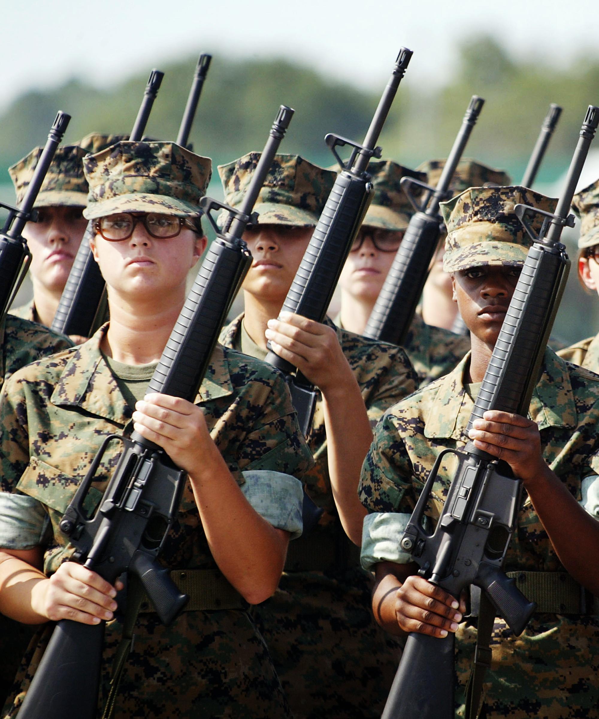 Marines Xxx 71