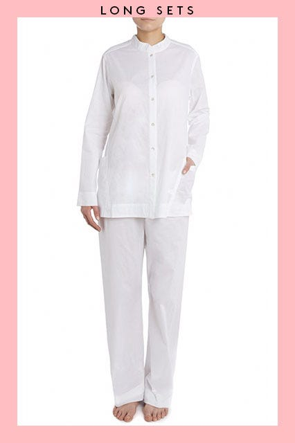 The Adult's Guide To Different Kinds Of Sleepwear