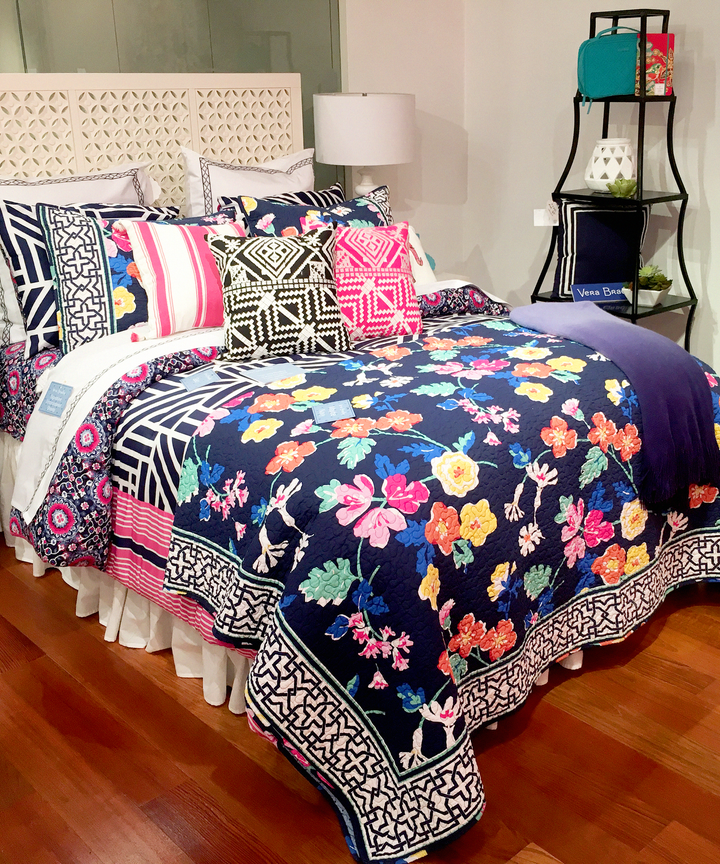 Vera Bradley New Bedding Collection Launch Patterns