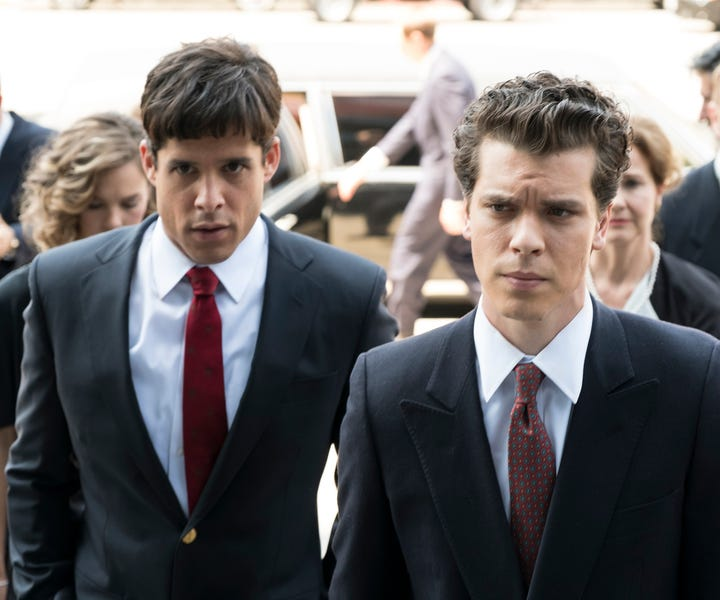 Menendez Brothers Murder Facts Law And Order True Crime: Menendez Brothers Murder Facts Law And Order True Crime