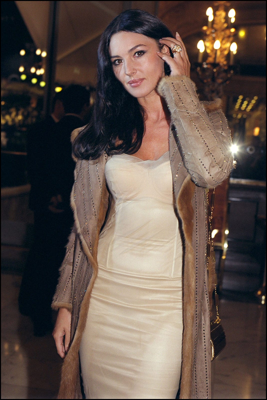 Monica Bellucci - Lookbook, Style File Monica Bellucci Bond
