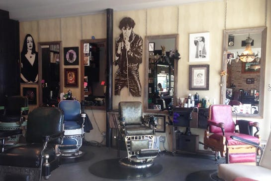 Hair salon austin street queens
