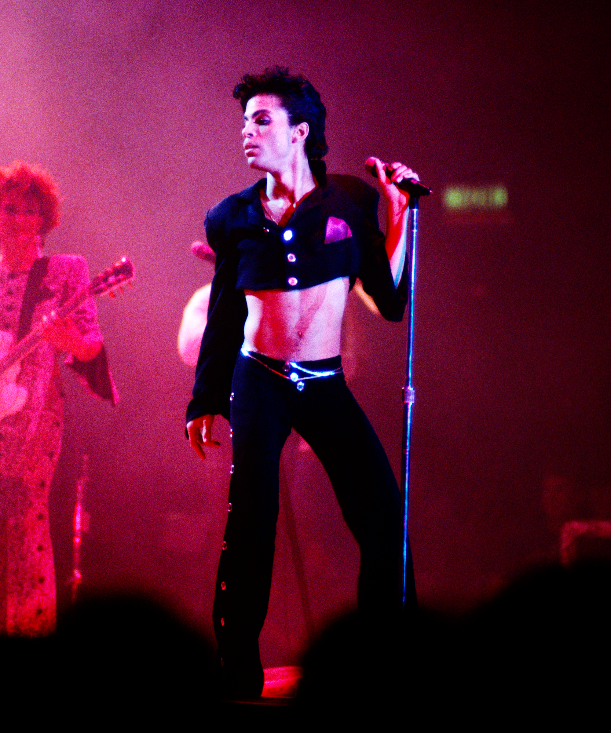 Prince Artist Iconic Fashion Outfits Style