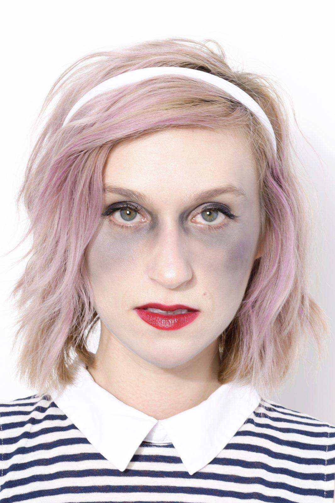 Cheap DIY Halloween Beauty Makeup Costumes - Cheap Halloween Makeup