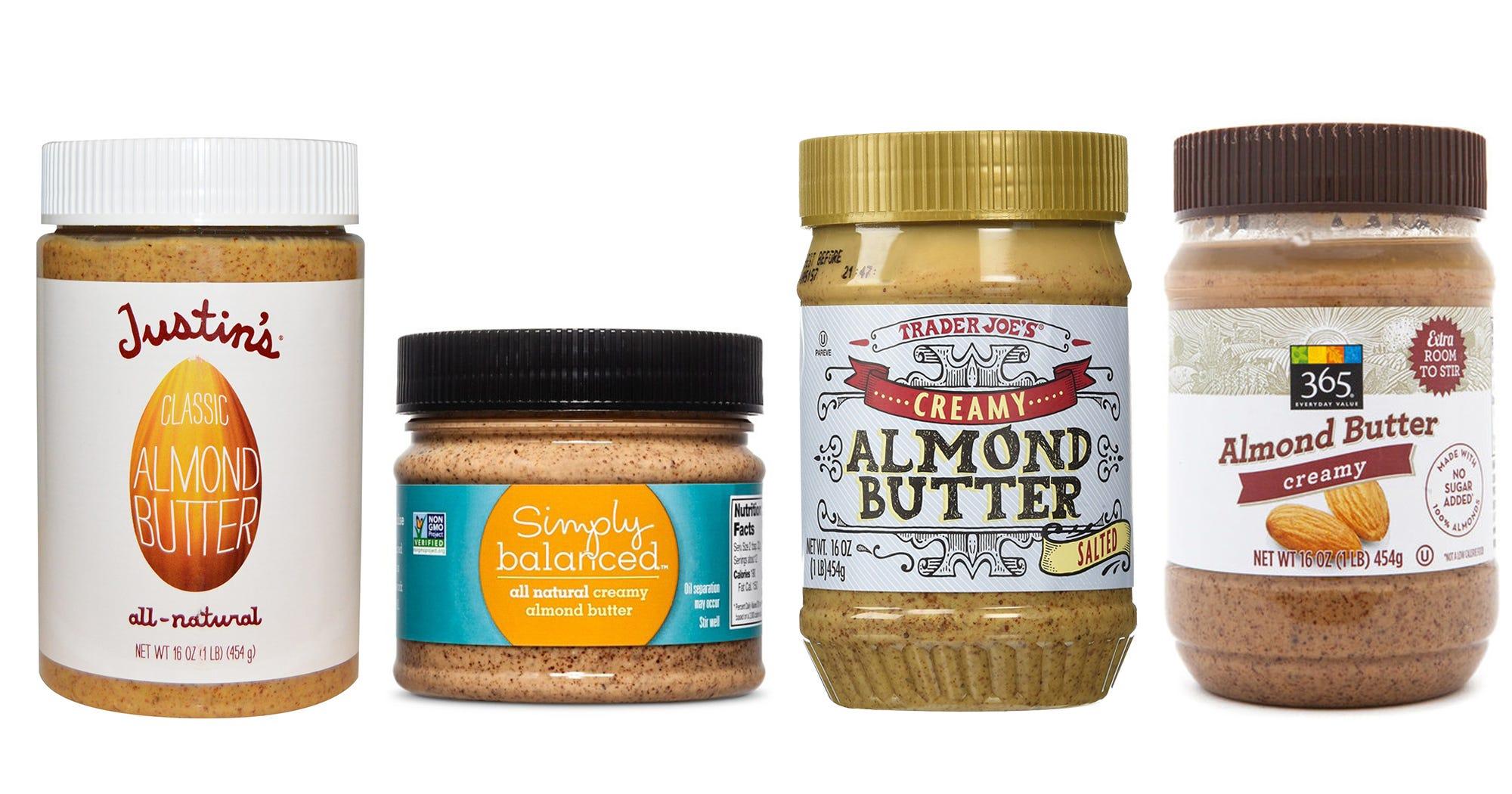 Almond butter brand