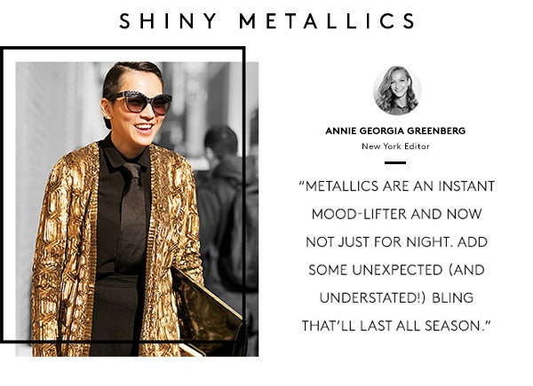 1-Shiny Metallics