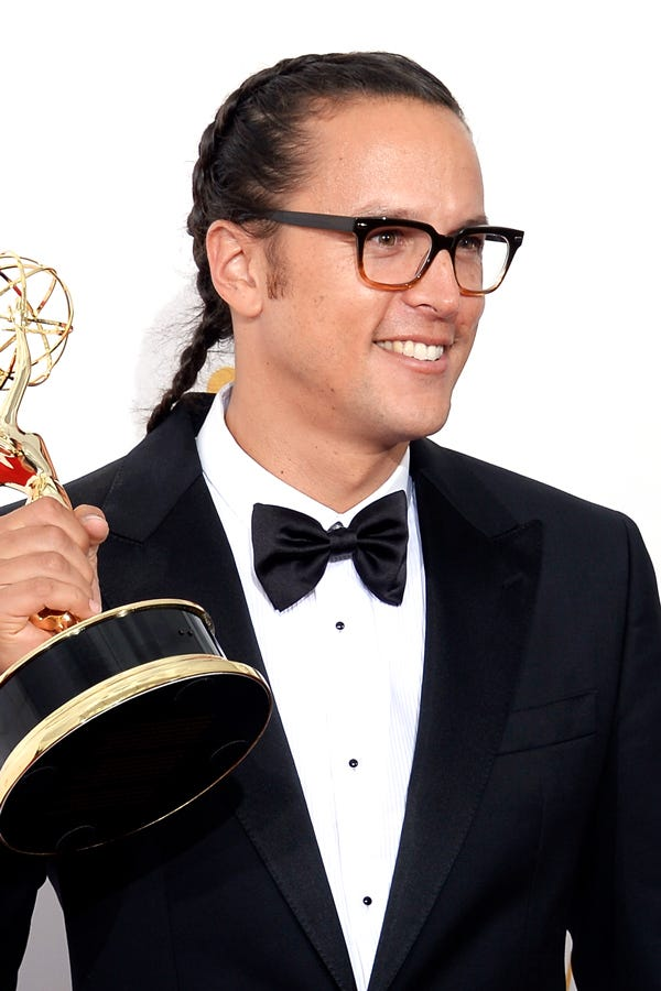 Cary Joji Fukunaga Emmys Braids