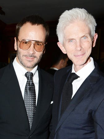 tom ford secretly married to partner richard buckley. Cars Review. Best American Auto & Cars Review