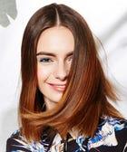 Sleek, Straight Hair — The Safe Way