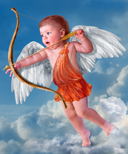 the god of love eros Legend in the roman version, cupid was the son of venus (goddess of love) and mars (god of war) in the greek version he was named eros and seen as one of the primordial gods (though other myths exist as well.