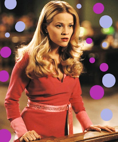 Feminist Icon Elle Woods Legally Blonde Movie Lessons