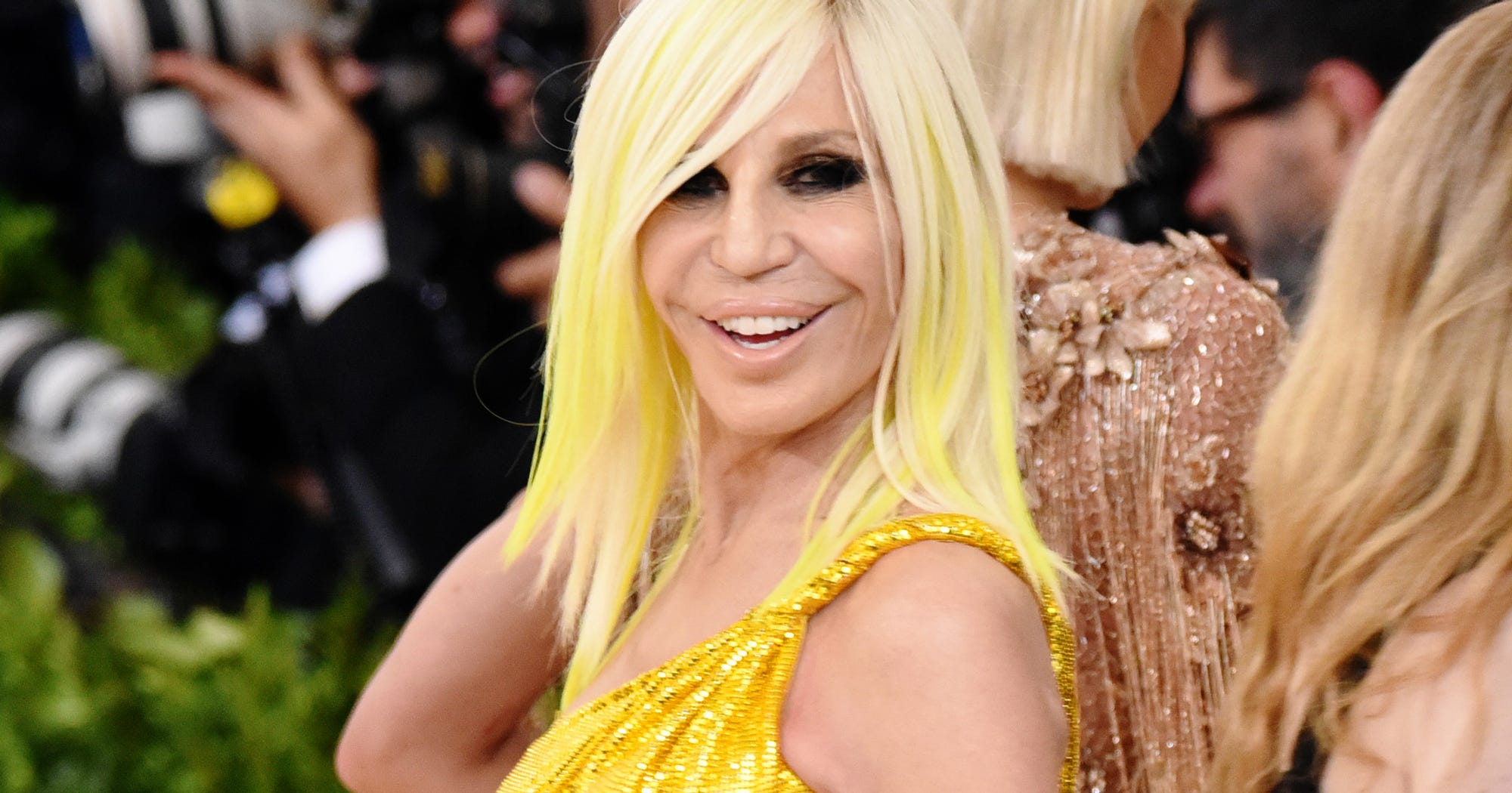 Donatella Versace Nude Photos 49