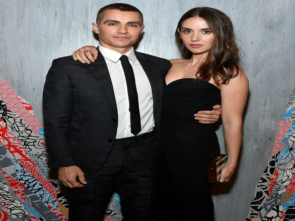 Alison Brie & Dave Franco Got Married