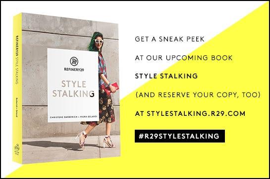 Fashion Quiz Refinery29 Style Stalking